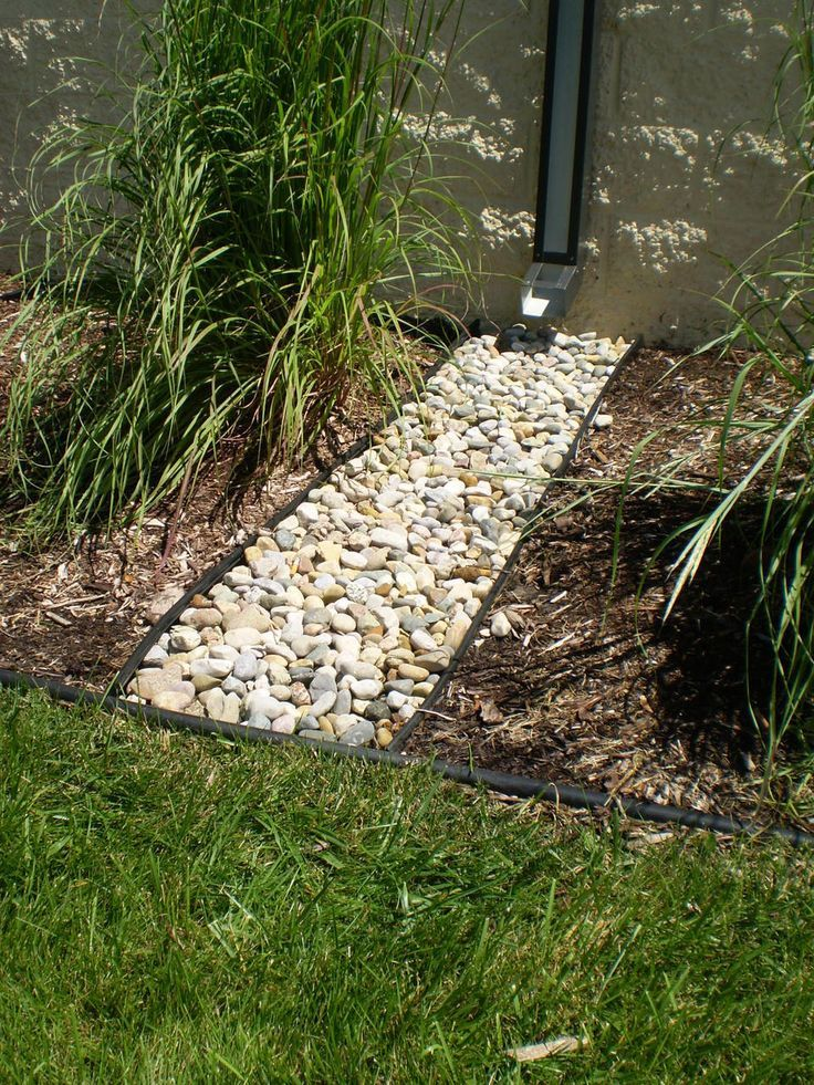 The drainage products store channel guard downspout for Channel 4 garden design ideas