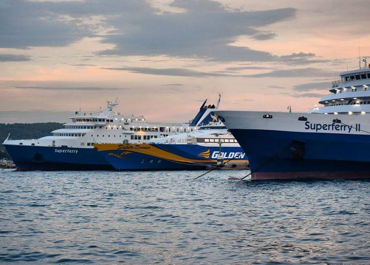 Greek Coastal Ferry Feud on Shipping Ministry Agenda