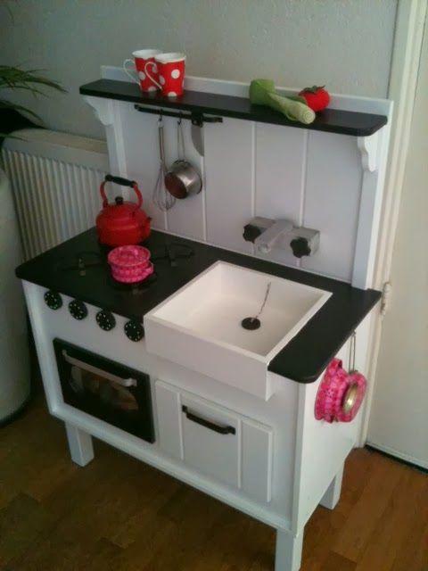WONEN a la Mar | Nostalgisch keukentje voor mijn meisje