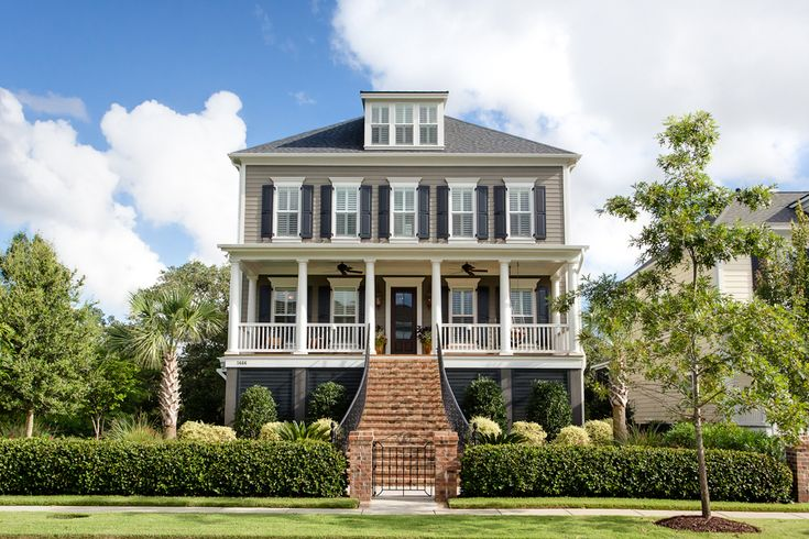 44 best images about elevated floor plans beach on for Custom beach house plans