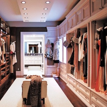 huge walk-in closets!