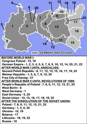 A history of the solidarity movement in poland during the 20th century
