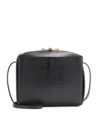 http://sellektor.com/all/mytheresa/strona-31 The Box Embossed Leather Shoulder Bag