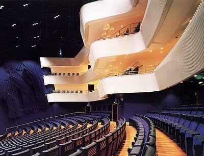 ALVAR AALTO Opera House, 1959 Completed 1981-88 Alvar Aalto, Elissa Aalto, Harald Deilmann Photograph by Angela Otto and Friedrich Ostermann/OzOn