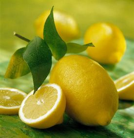 Lemon (citrus limon) - this sublimely tangy essential oil is packed with limonene which is helpful in wrinkle-reduction. Lemon oil also helps firm, tone and brighten skin and treat spots, acne and cellulite while helping to regulate sebum levels in oily skin