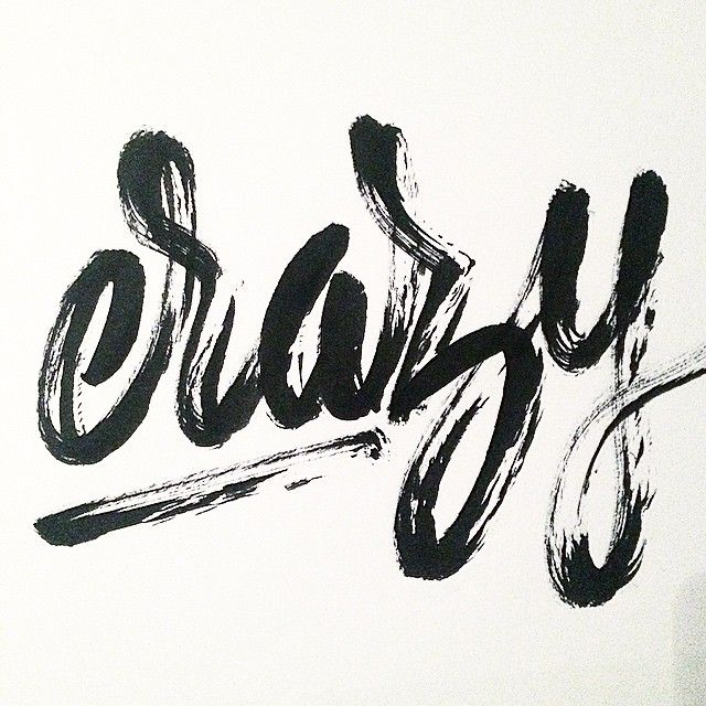 Instagram: 'crazy' by @melvinfl