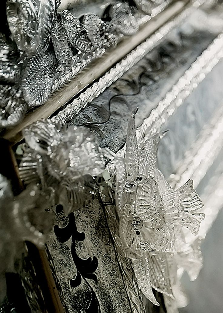 David Michael Venetian Mirror | Exclusive Replica Of XVI Century Mirror  From The Collection Of U201c