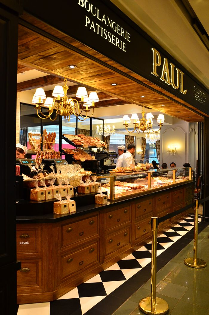 Singapore [新加坡] • FEBRUARY 2013 Foodies who love their breads, take note. Famed French boulangerie Paul Bakery will open at Takashim...