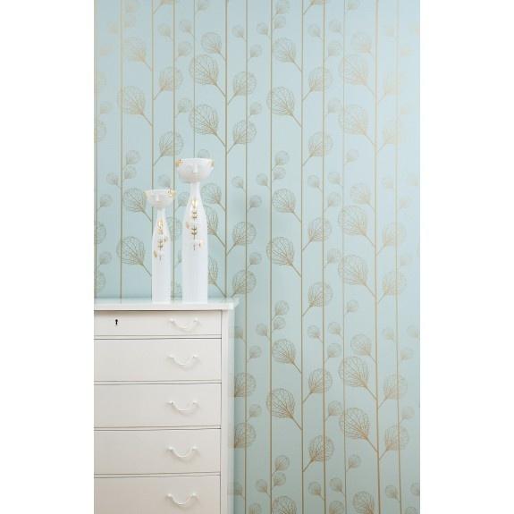 Turquoise - Ferm Living | Wallpaper
