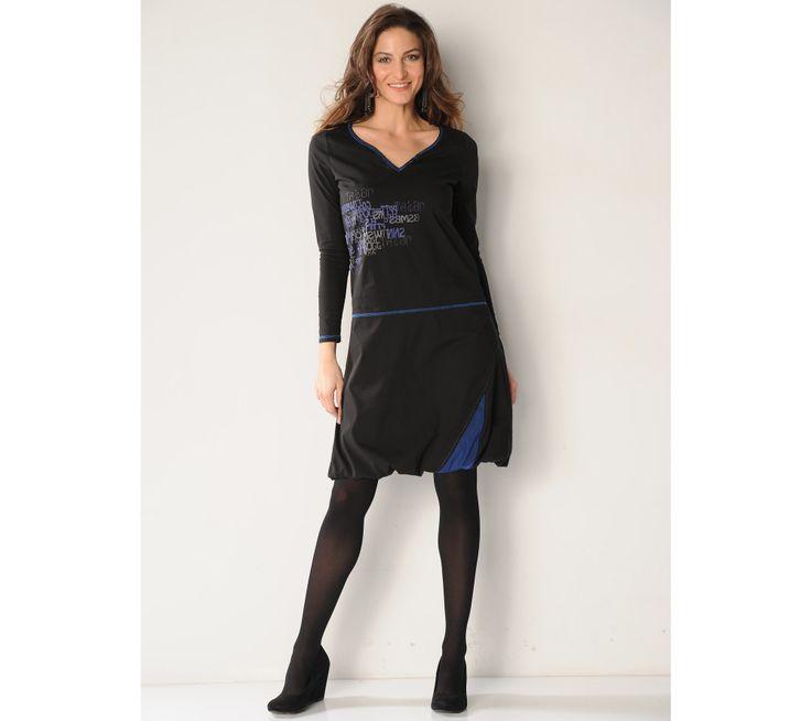Šaty s podkasaným efektom | vypredaj-zlavy.sk #vypredajzlavy #vypredajzlavysk #vypredajzlavy_sk #uplet #saty