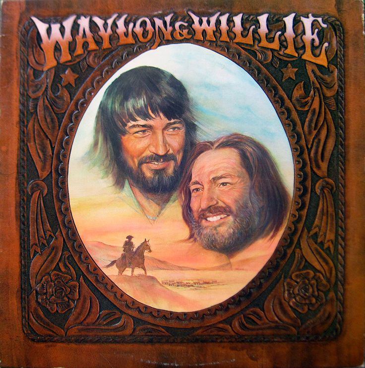 This Day In Willie Nelson History Waylon Amp Willie Album