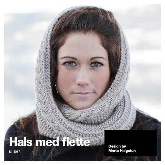 Gratis mønster! To nye halser i Fin til jul - 11 - 2012 - Design by Marte Helgetun