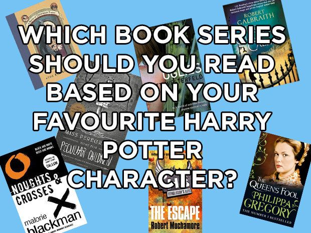 """Here's What Book To Read Based On Your Favourite """"Harry Potter"""" Character"""