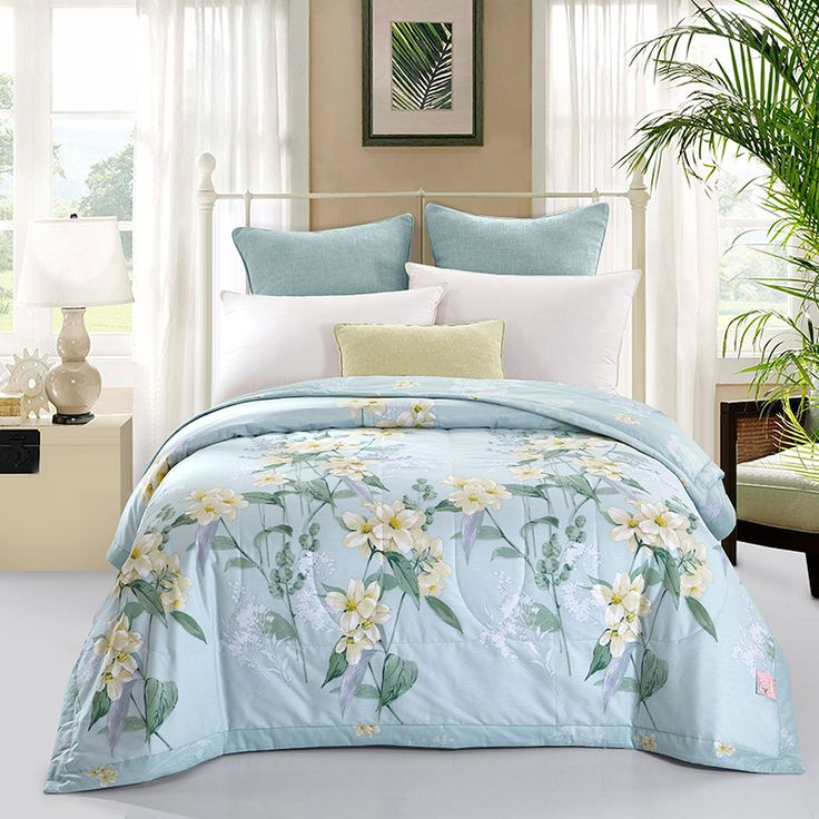 classical summer quilted Quilt 150*200cm 200*230cm size