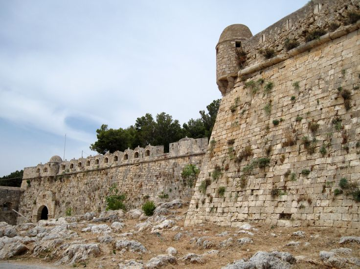 Rethymnon, Fortezza