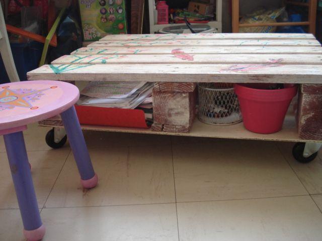 Petite table basse avec rangement - Table basse rehaussable ...