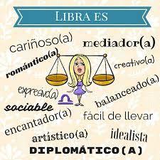 Cómo es Libra #Libra #horóscopo #horoscope #personalidad #como #es #signo #zodiaco #tarot