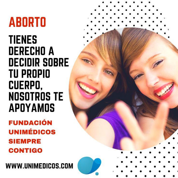 #FundaciónUnimédicos #EMASiempreContigo #Colombia #AbortoLegal #Medellín #Bogotá  #abortobogota #IVE #AbortoFeminista #AbortoLibre #AbortoSeguro #InterrupciónVoluntariadelEmbarazo  #AcciónPorElAbortoSeguro #Apoyo4Causales #Aborto3causales #vision4abortion
