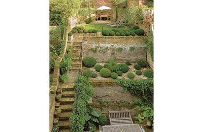 sloping garden design ideas uk - hotshotthemes.com