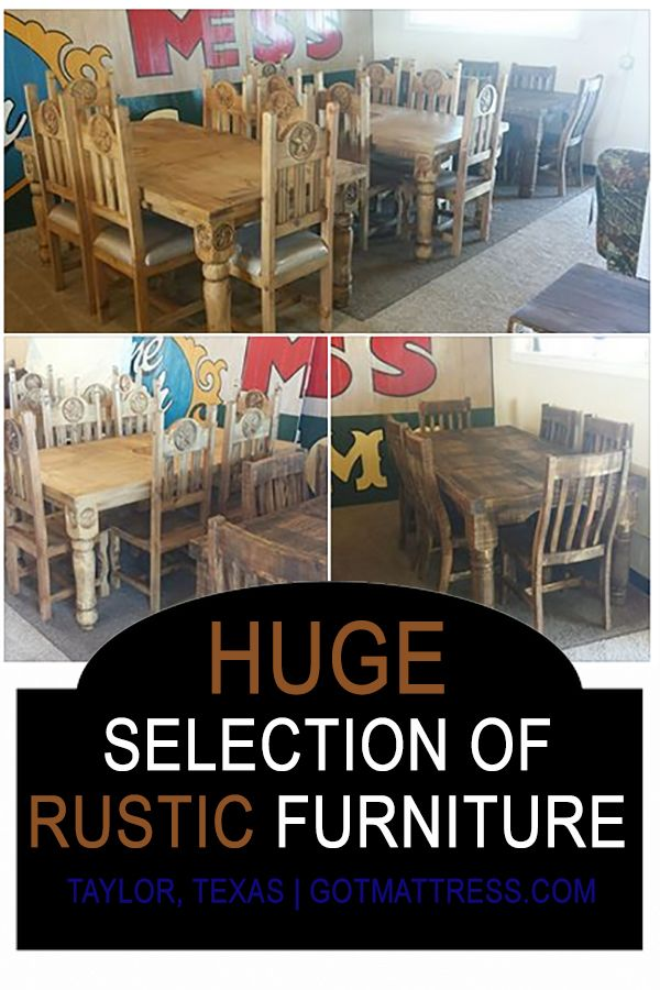 28 best rustic furniture taylor texas images on for Affordable furniture payment