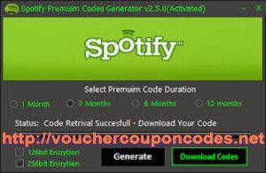 Coupon code spotify premium - Iup coupons