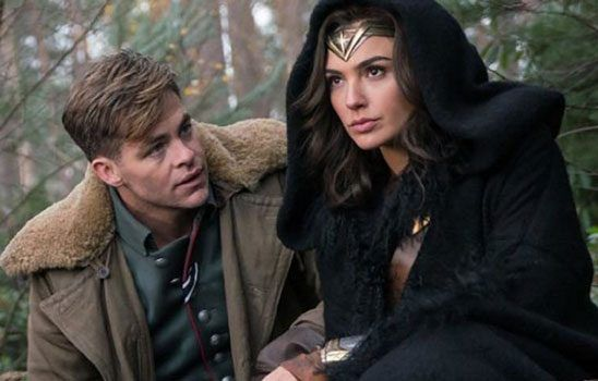 Seven Ways to Bring Characters Together   Wonder woman ...