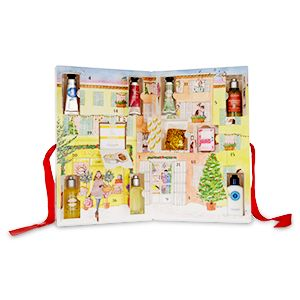 Soooo cute! L'Occitane's Holiday 2015 Advent Calendar