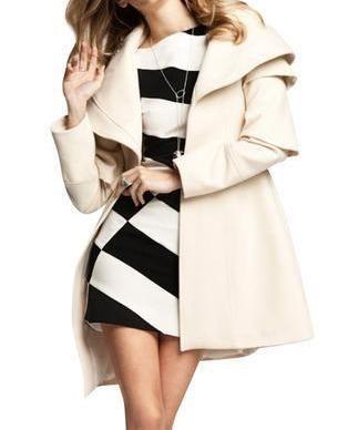 Olivia Pope's iconic white coat.