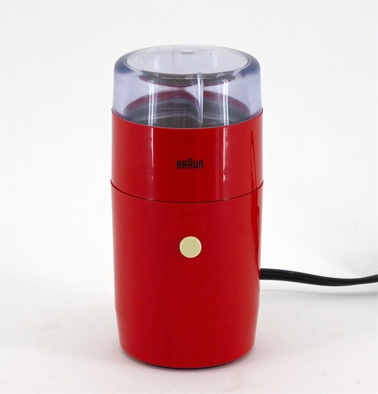 Braun KSM 1 Coffee Grinder - Reinhold Weiss