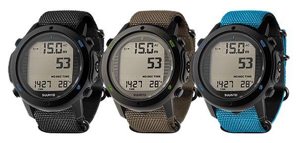 Suunto D6i NOVO - A functional watch size Dive Computer