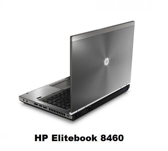 "HP Elitebook 8460p  : Intel Core i5 2nd-Gen / 4GB / 250GB / DVD-RW / 14"" Screen / Web-Cam  / 1 Hour batter back-up warranty / Power Adapter"