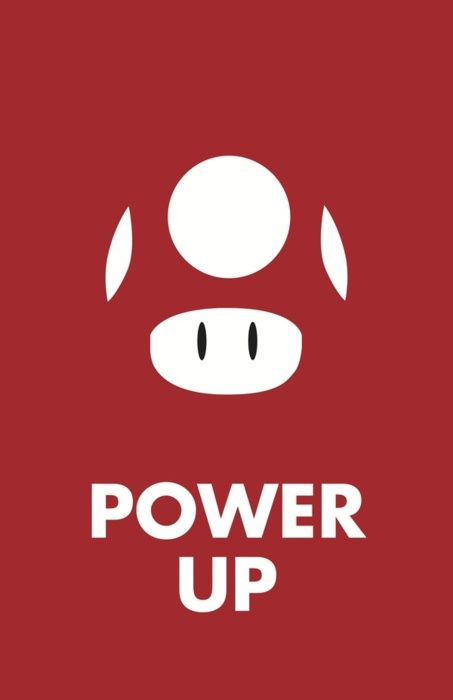 Power ups found in game will give the character extra health or make him able to take more damage. These will probably be found in the form of drinks/food or medicine.