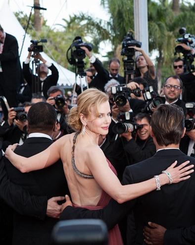 L'instant Croisette du 24 mai 2012.  Nicole Kidman, 19 h 19.