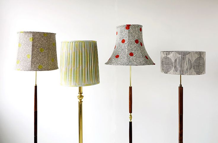 Lampshades of any size, and shape in fabrics of your choice for as little as R 650! Space for Life