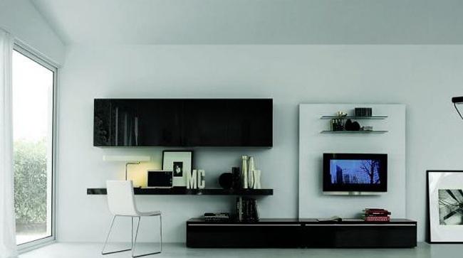 #Soggiorno moderno laccato in diversi colori  modern #livingroom laquered in different colours  $1066