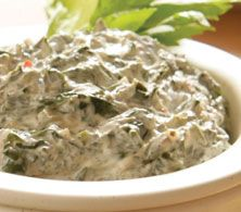 Creamy Spinach Dip - Everyday Style Recipe