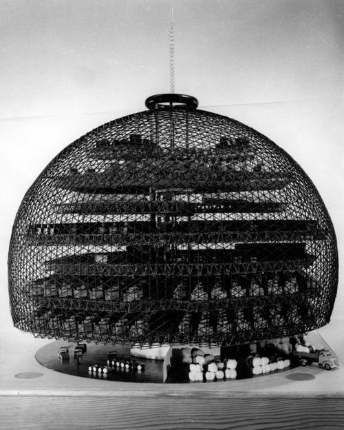 Factory, Buckminster Fuller