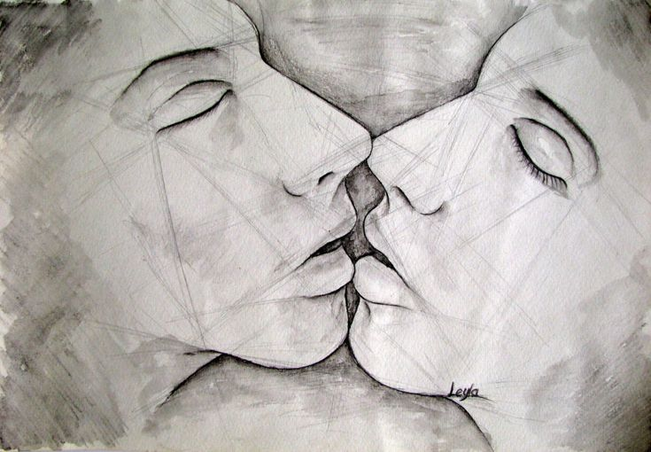 kiss #art #illustration #drawing #draw #oldpaper #picture #artist #sketch #sketchbook #paper #pen #pencil #artsy #beautiful #book #gallery #musicpaper #creative #photooftheday #graphic #graphics #artoftheday #vintage