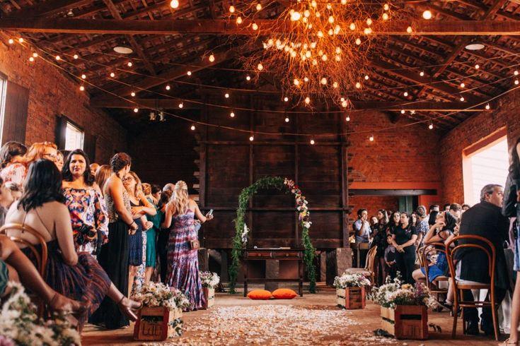Casamento boho colorido divertido emocionante – Raquel