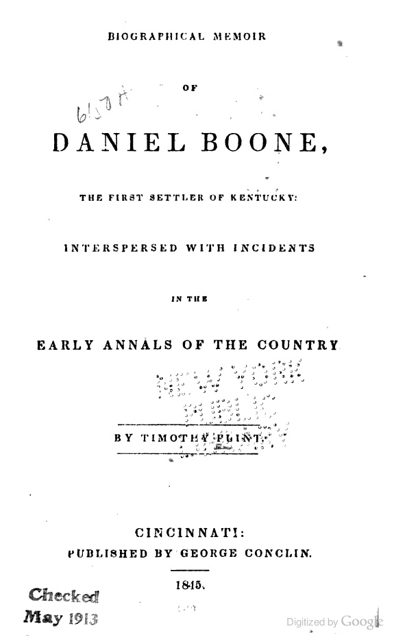 a biography of daniel boone an american settler One of the nation's most historic routes, the daniel boone wilderness trail was  blazed  the great warriors' path crossed through here, and american settlers  pouring  and it was to this garrison that moses cockrell raced for his life in 1793.