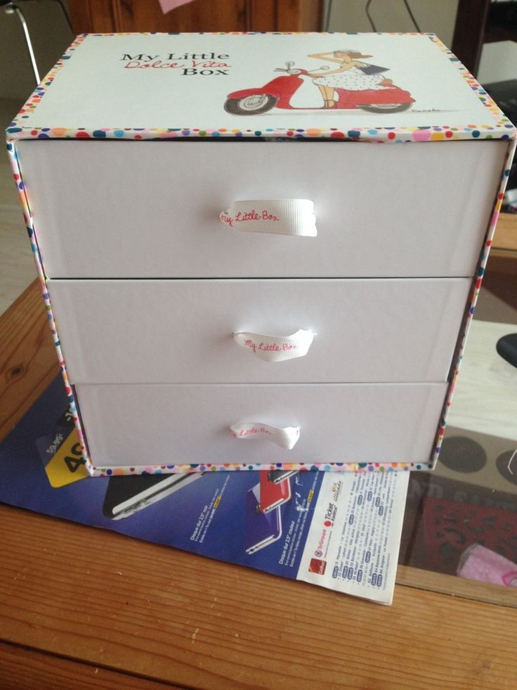 DIY: Armoire 100% My Little Box