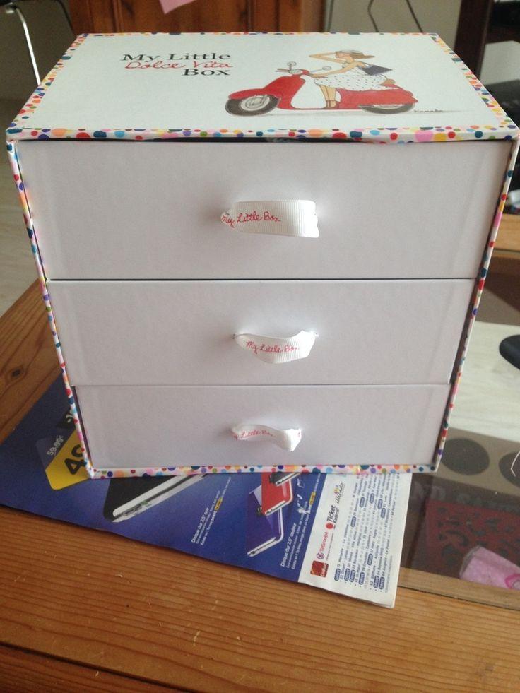 DIY: Armoire 100% My Little Box