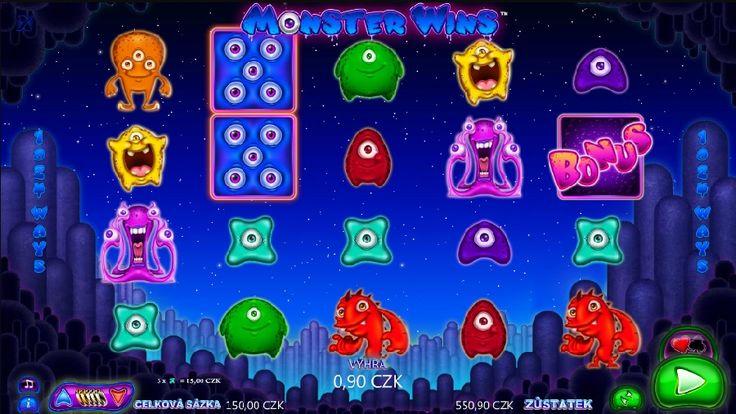 Dostaňte se do vesmíru na malé planetě obývané cizími příšerkami. http://www.hraci-automaty.com/hry/vyherni-hraci-automaty-monster-wins #monsterwins #hraciautomaty #hry #vyhra