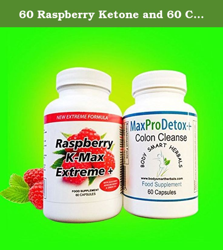 60 Raspberry Ketone and 60 Colon Cleanse Detox Weight Loss Diet Pills Slender Product. Raspberry Ketone Max Extreme + Raspberry Ketones is a naturally occurring and now widely known for its potential health promoting and fat loss properties. Research has led experts to conclude Raspberry Ketones could help decrease the amount of fat both in liver and abdominal fat. Raspberries have been revered by indigenous people around the world for centuries, as they have seen how the tiny berries…