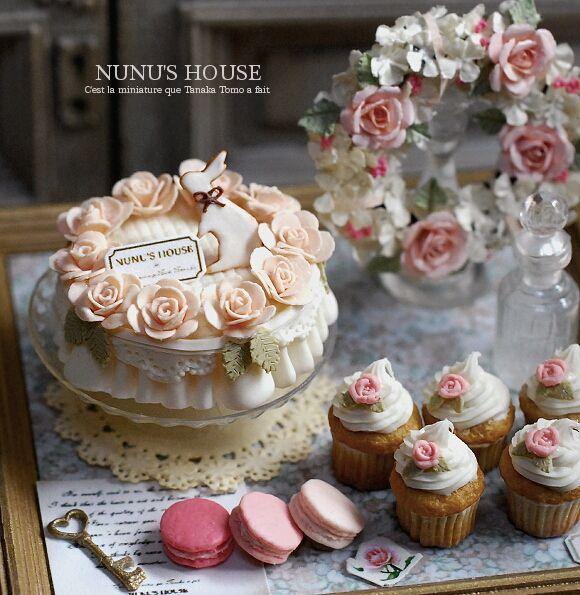 nunu's house | Nunu's HouseのミニチュアBlog* 1/12サイズのミニチュア ...