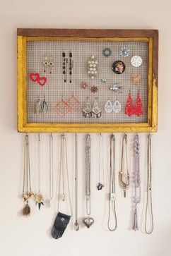 Salvage Life: Salvaged Vintage - eclectic - closet organizers
