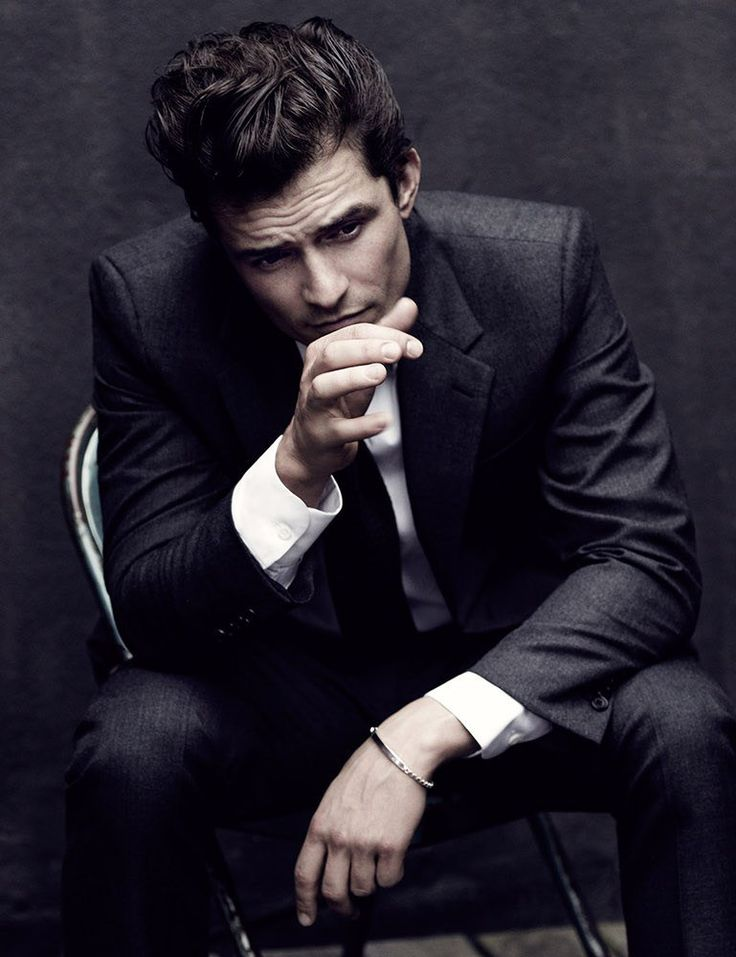 Would make a great Johnny Cardew, especially looking like this... Actor Orlando Bloom