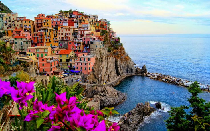 NewPix.ru - Медовый месяц. 10 популярных мест Италия