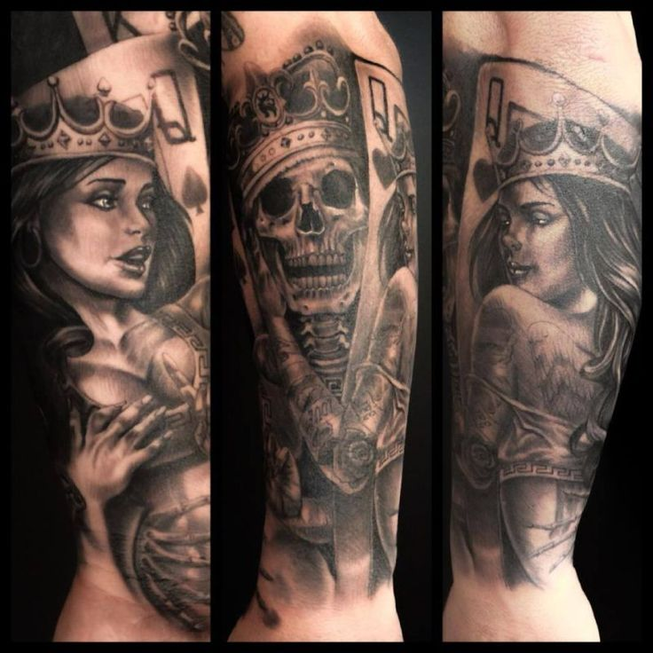 Feed Your Ink Addiction With Dean Lawton's Tattoos !