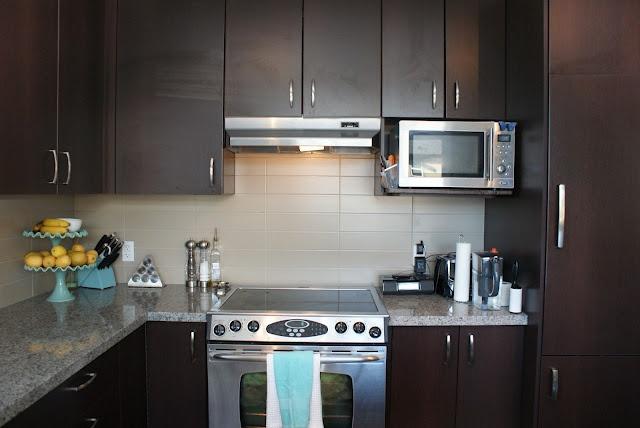 microwave placement kitchen design pinterest